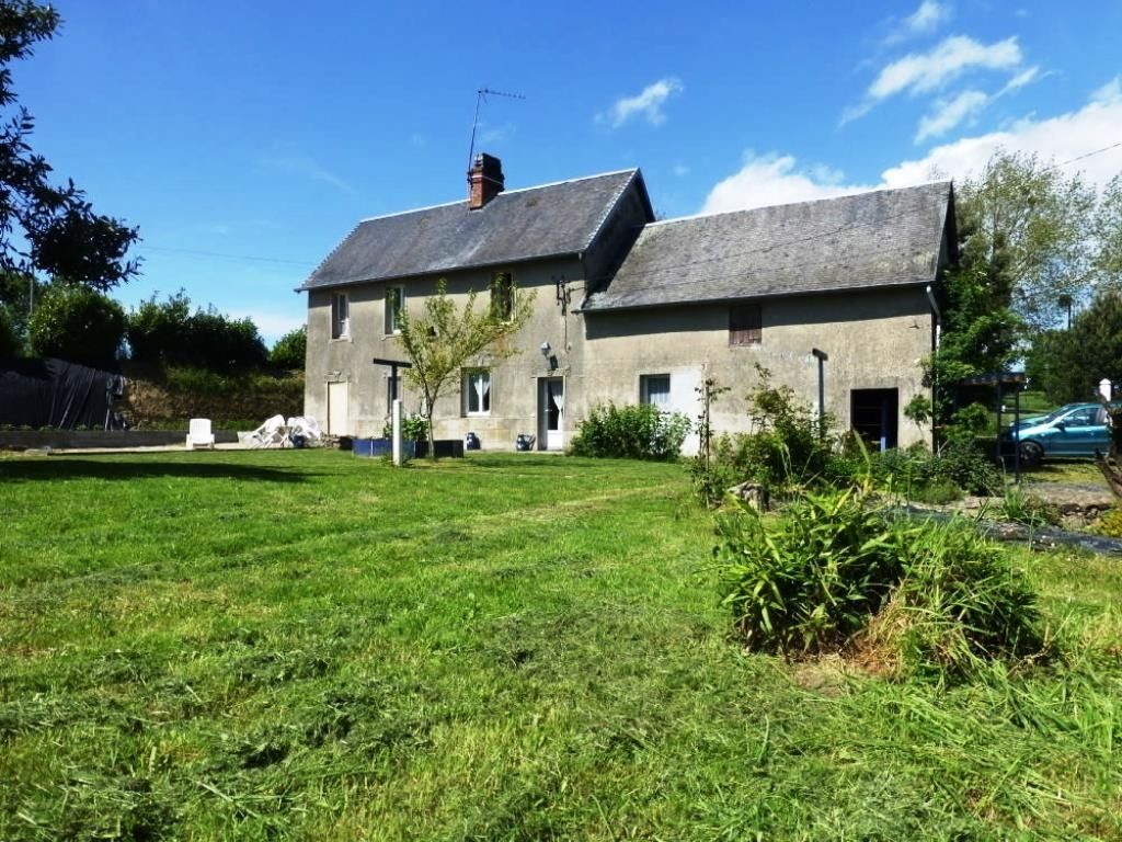 Immobilier saint denis le vetu a vendre vente for Acheter maison saint xandre