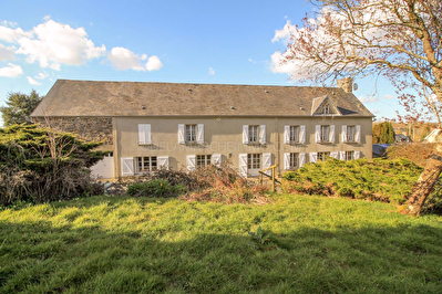 EXCLUSIVITE ANCTOVILLE SUR BOSCQ, long�re 4 chambres, 2022 m� de terrain